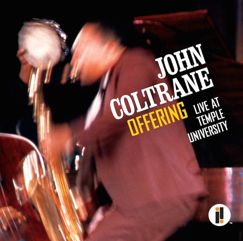 John Coltrane Offering Temple University cover