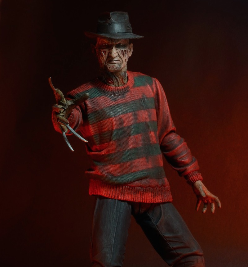 Nightmare On Elm Street 30th Anniversary Freddy Krueger ...