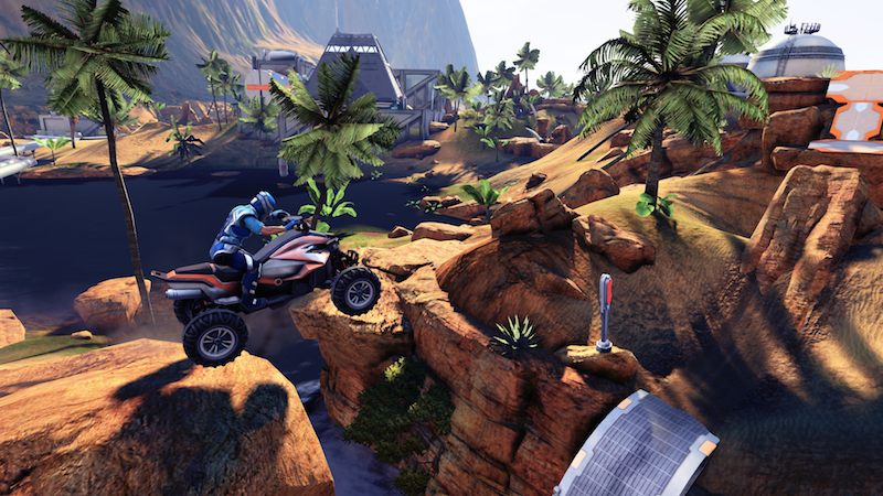 Trials Fusion ATV