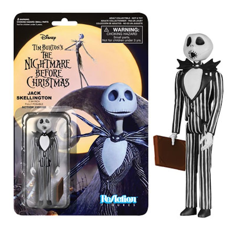 Funko The Nightmare Before Christmas Jack Skellington open mouth