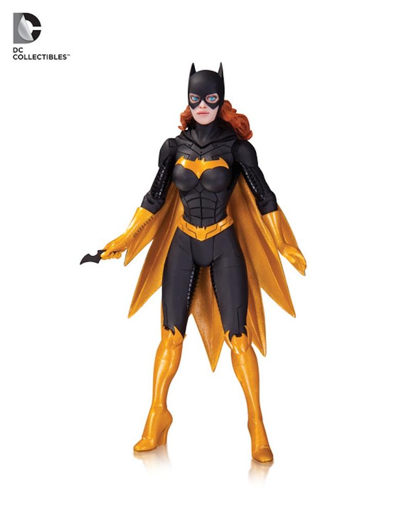 Designer Series Greg Capullo Batgirl