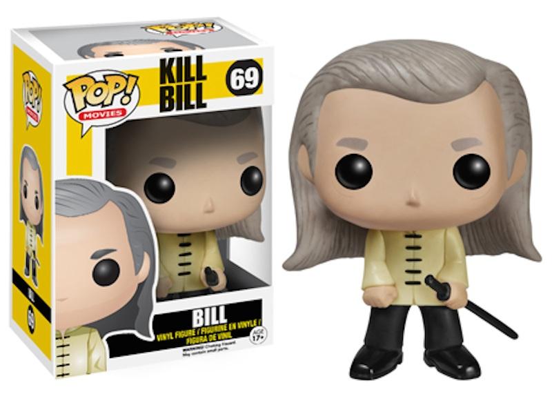Funko Kill Bill Pop 69 Bill