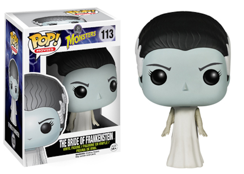 Funko Universal Monsters 113 The Bride Of Frankenstein