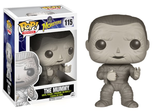 Funko Universal Monsters 115 The Mummy