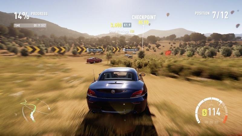 Forza Horizon 2 offroad