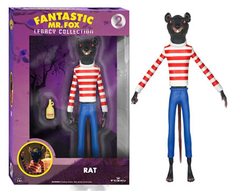 Funko Fantastic Mr Fox 2 Rat
