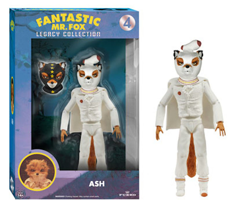 Funko Fantastic Mr Fox 4 Ash