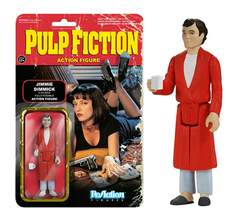 Funko Pulp Fiction ReAction Jimmie Dimmick