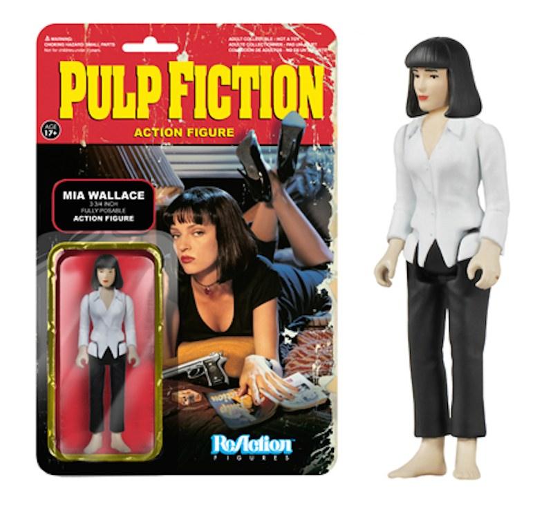 Funko Pulp Fiction ReAction Mia Wallace