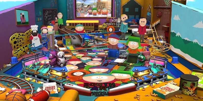 South Park Pinball 01