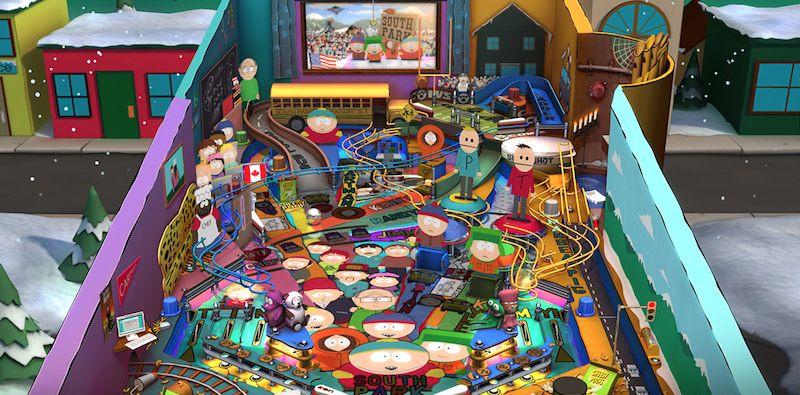 South Park Pinball 02