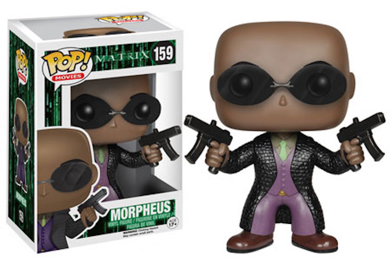 Funko Pop The Matrix 159 Morpheus
