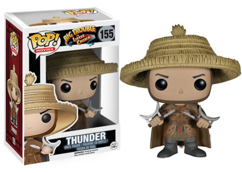 Funko Pop Big Trouble In Little China 155 Thunder