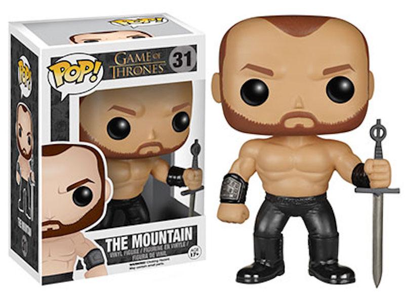 Funko Game Of Thrones 31 The Mountain