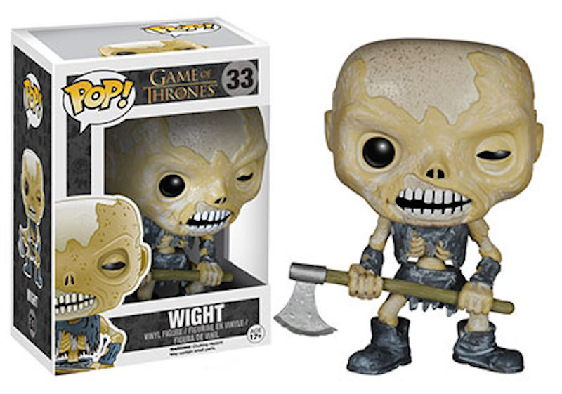 Funko Game Of Thrones 33 Wight