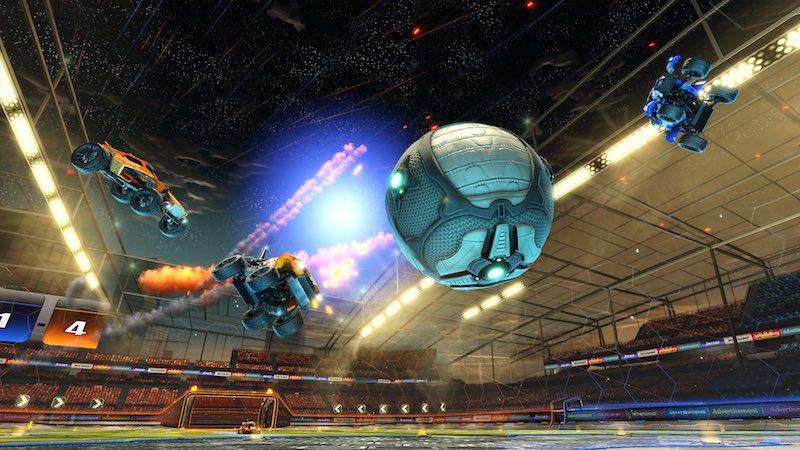Rocket League 01