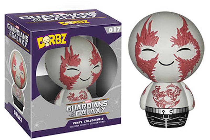 Funko Guardians Of The Galaxy Dorbz 017 Drax