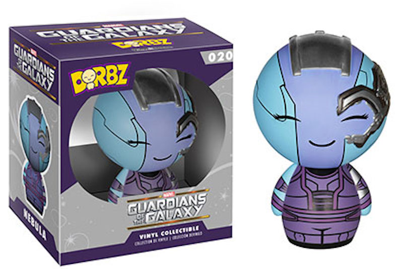 Funko Guardians Of The Galaxy Dorbz 020 Nebula