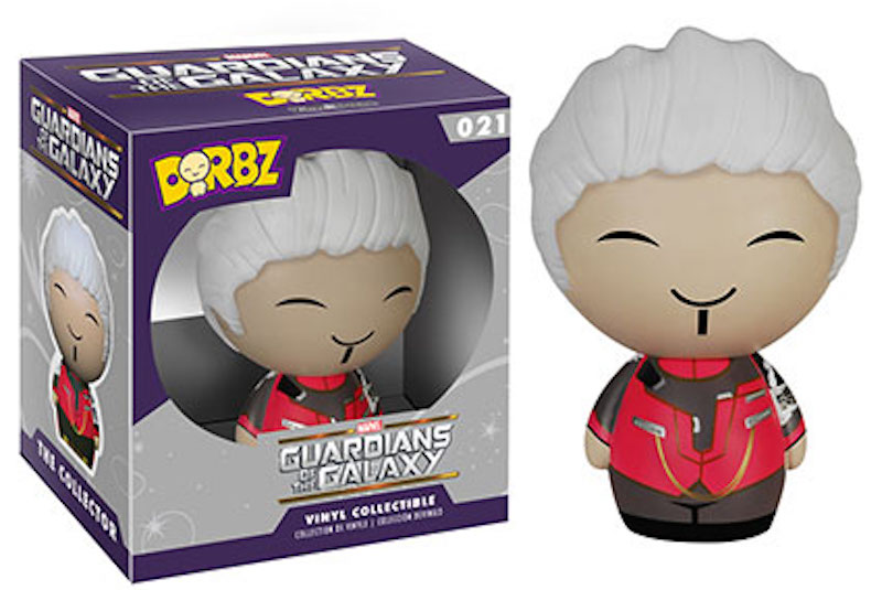 Funko Guardians Of The Galaxy Dorbz 021 The Collector