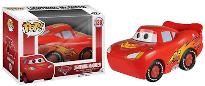 Funko Cars 128 Lightning McQueen