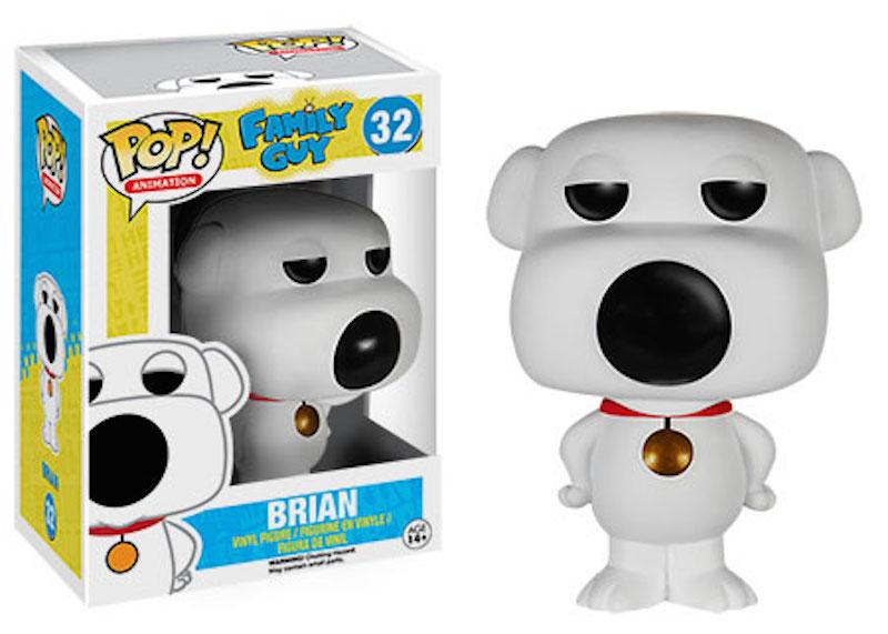Funko Family Guy POP 32 Brian