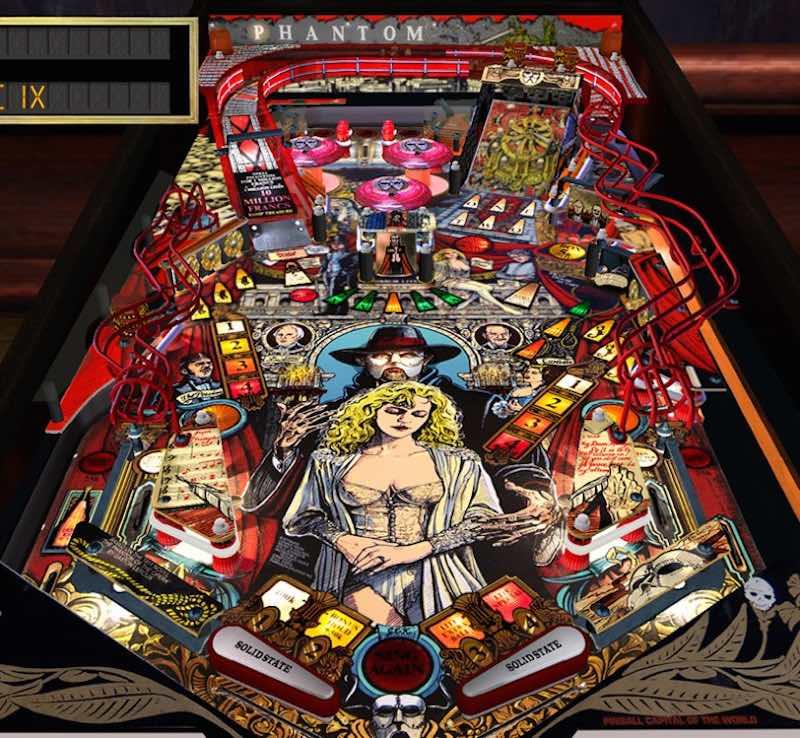 Pinball Arcade Season Four Phantom Of The Opera
