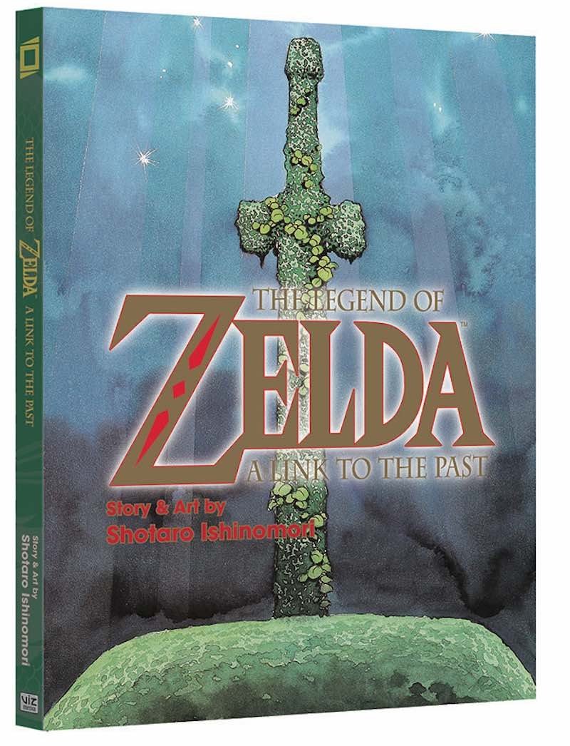 The Legend of Zelda A Link To The Past cover