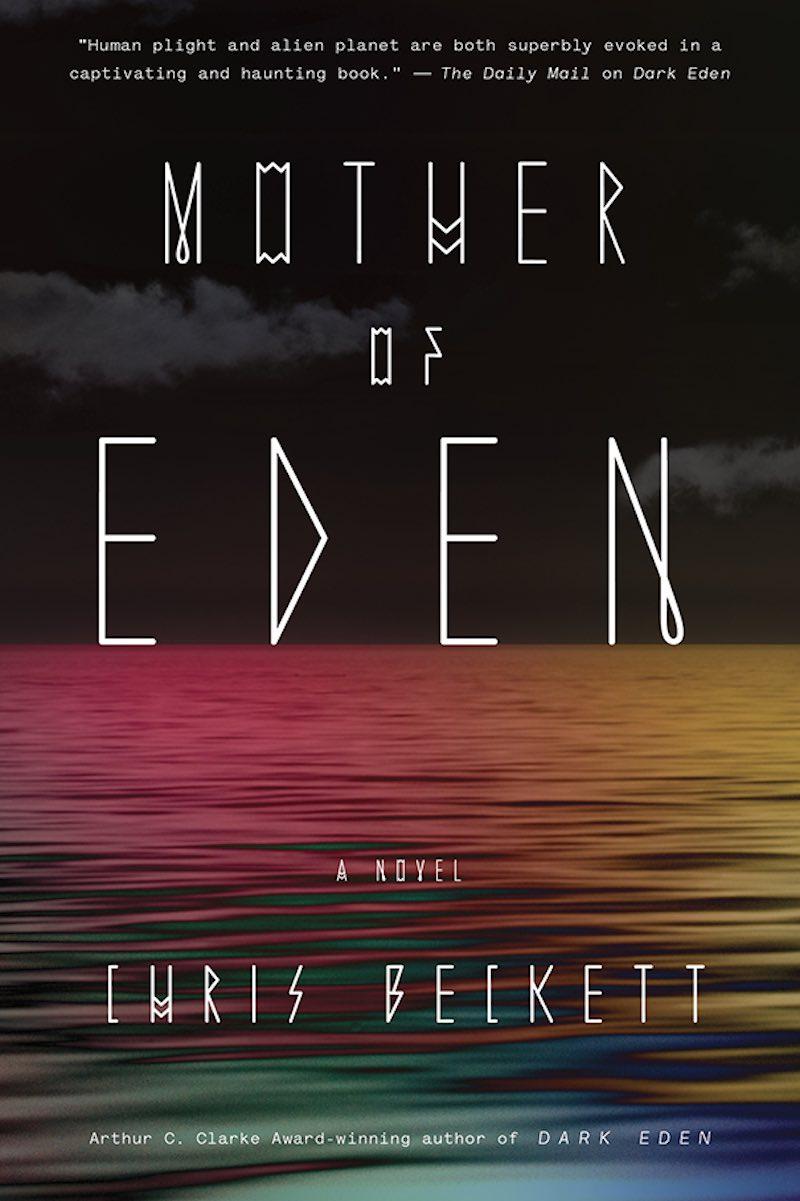 Chris Beckett Mother Of Eden cover