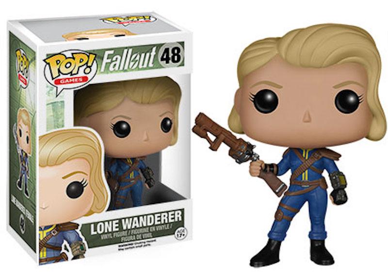 Funko Fallout 48 Lone Wanderer (female)
