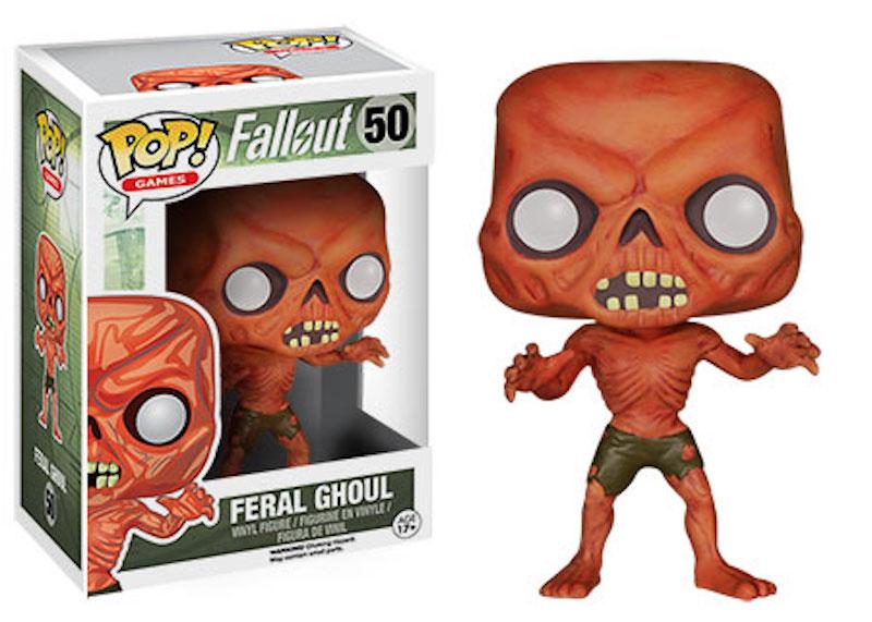 Funko Fallout 50 Feral Ghoul
