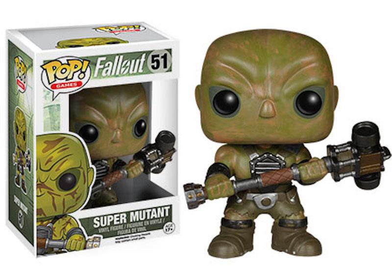 Funko Fallout 51 Super Mutant