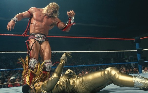 Jon Robinson Ultimate Warrior A Life Lived Forever 01
