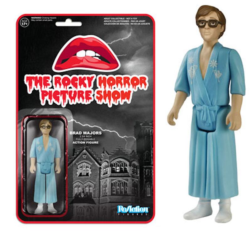 Funko ReAction The Rocky Horror Picture Show Brad Majors