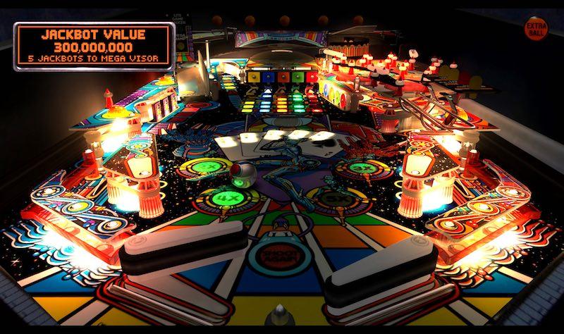 Pinball Arcade Season Four 37 Jack Bot