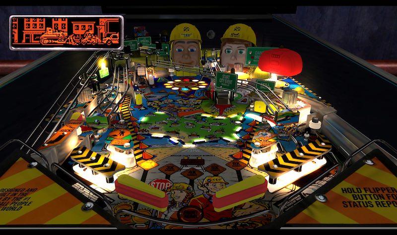 Pinball Arcade Season Four 39 Road Show