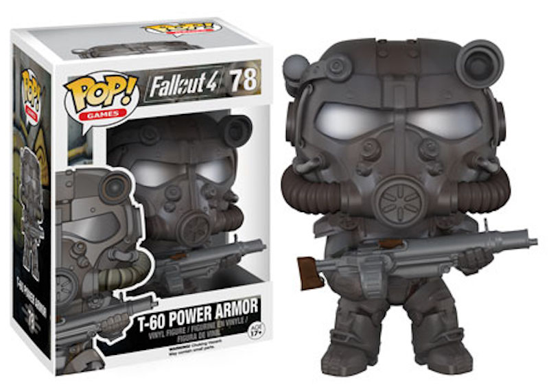 Funko Fallout 4 78 T-60 Power Armor