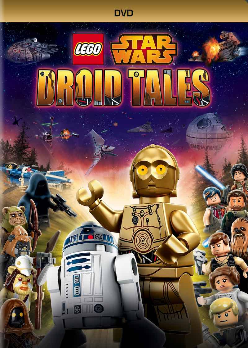 LEGO Star Wars Droid Tales cover