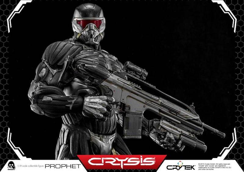 Threezero Crysis Prophet gun