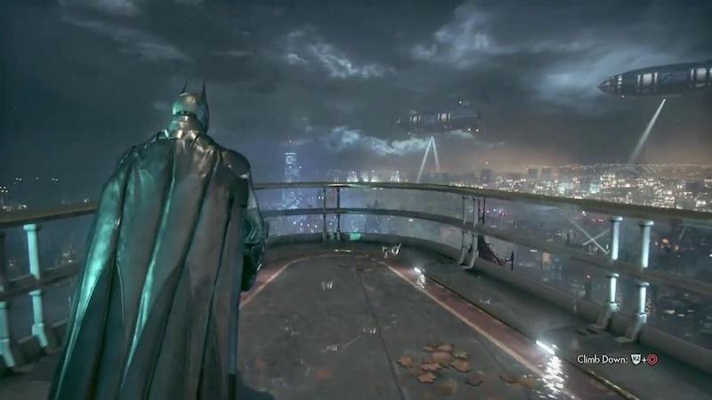 Best Games Of 2015 Batman Arkham Knight
