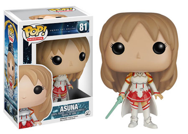 Funko Anime Sword Art Online 81 Asuna