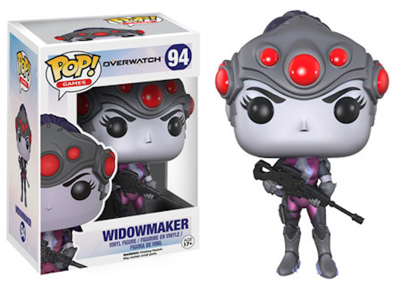 Funko POP Blizzard Overwatch 94 Widowmaker