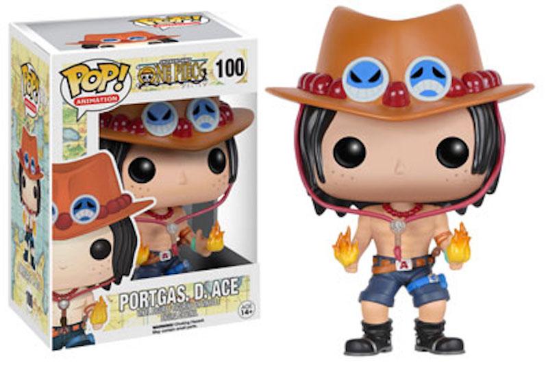 Funko POP! One Piece 100 Portgas D. Ace