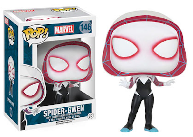 Funko Marvel Comics POP! 146 Spider-Gwen