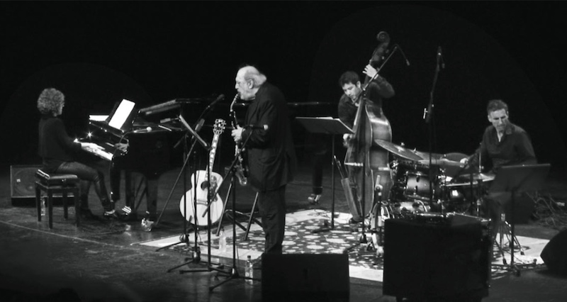 Anat Fort Trio Gianluigi Trovesi Birdwatching band