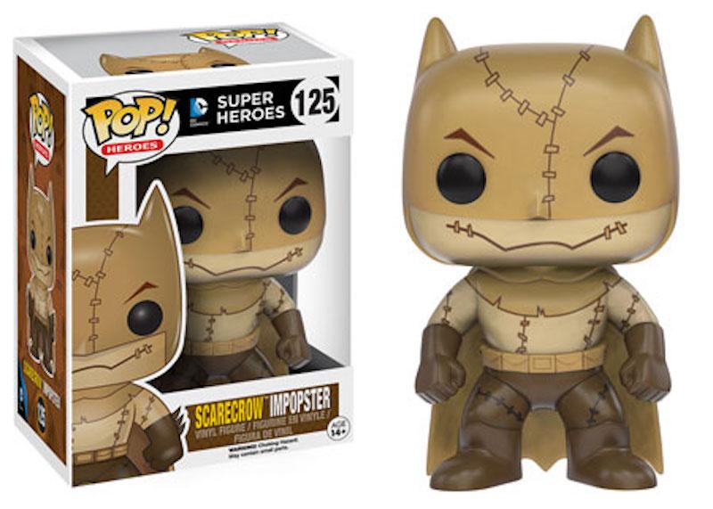 Funko Impopster DC Comics 125 Scarecrow Batman