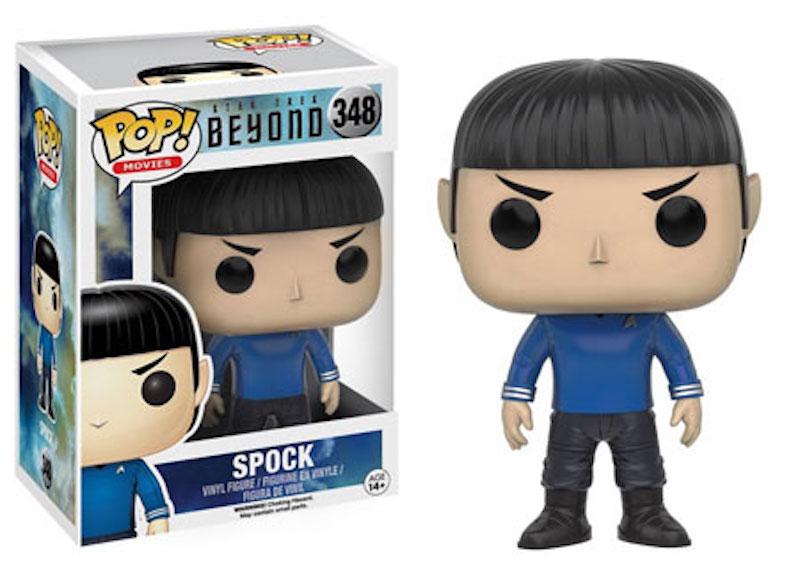 Funko POP! Star Trek Beyond 348 Spock