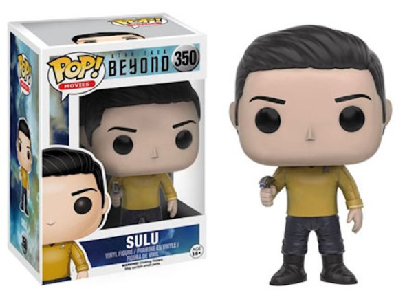 Funko POP! Star Trek Beyond 350 Sulu