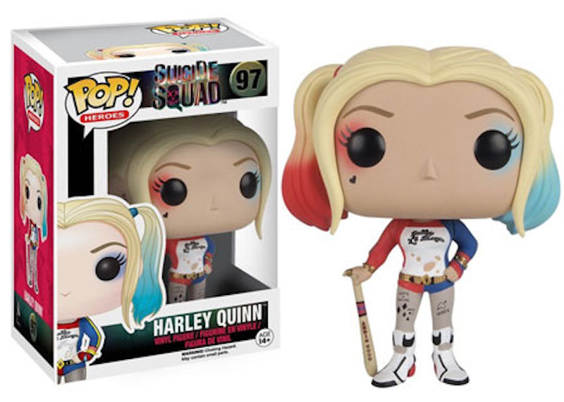 Funko POP! Suicide Squad 97 Harley Quinn