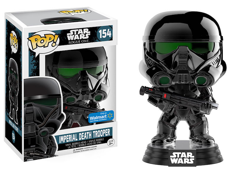Funko Rogue One A Star Wars Story POP 154 Imperial Death Trooper