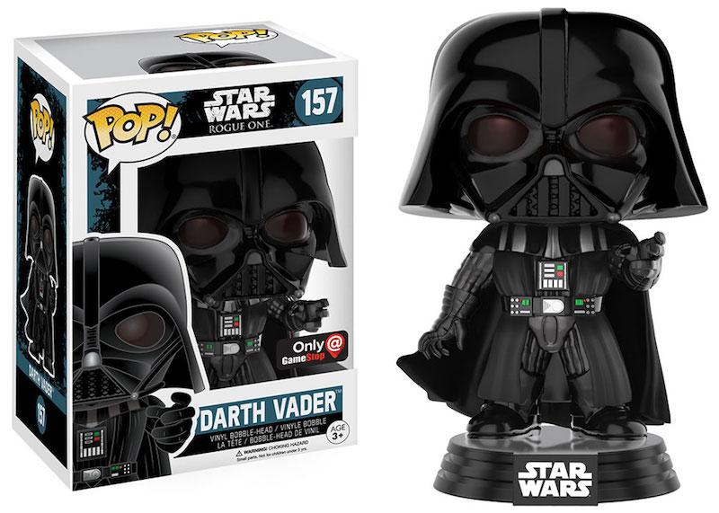 Funko Rogue One A Star Wars Story POP 157 Darth Vader
